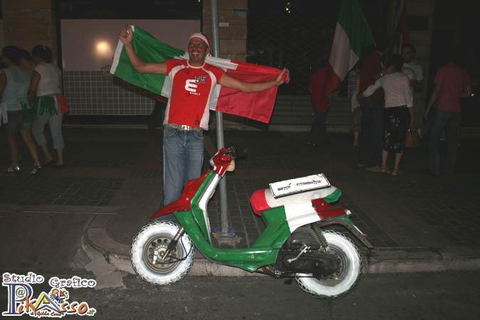 Scooter  Italico
